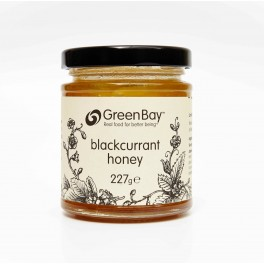 Blackcurrant Honey 227g