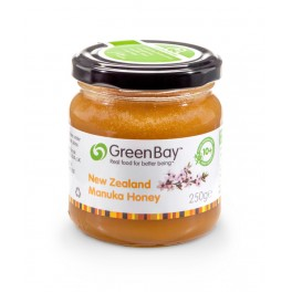 10+ New Zealand Manuka Honey 250g