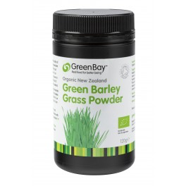 Organic Green Barley Grass Powder 120g
