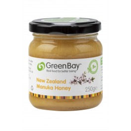 5+New Zealand Manuka Honey 250g
