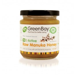 15+ New Zealand Raw Manuka Honey 250g