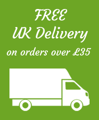 Free UK delivery on orders over £35